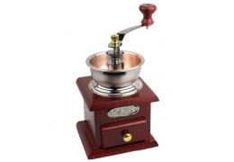 Кофемолка ручная с ящиком деревянная Empire E-2360