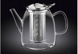 Чайник заварювальний скляний Wilmax Thermo WL-888809 (1450 мл)
