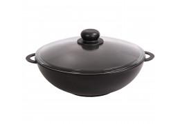 Сковорода вок с антипригарным покрытием Биол 3203ПС (32 см)